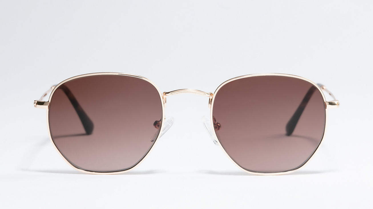Солнцезащитные очки Trendy TDS0003 M.Gold 1